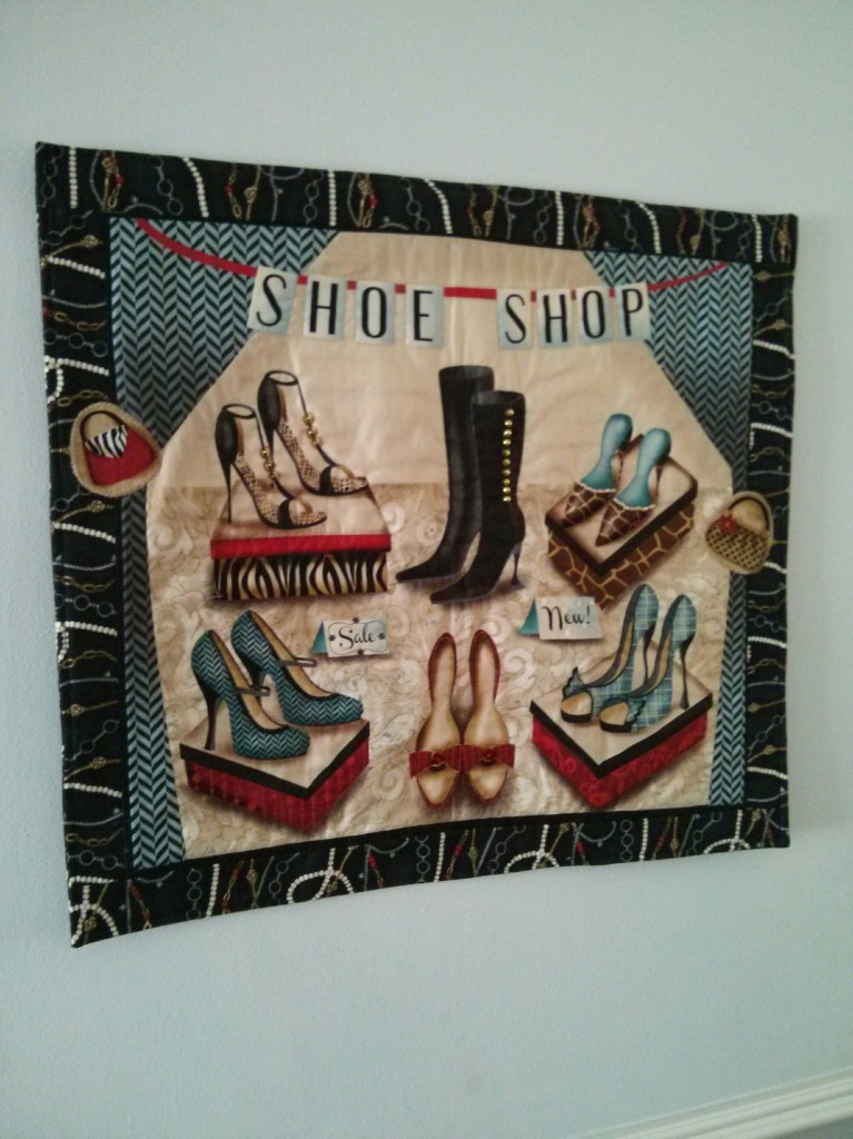 Shoe Wall Art